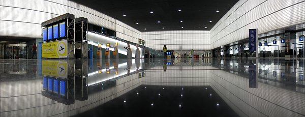 Barcelona Airport Terminal A