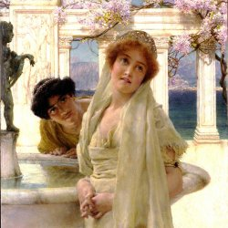 Lawrence-Alma-Tadema-A-Difference-of-Opinion