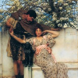 Lawrence-Alma-Tadema-Promise-of-Spring