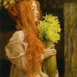 Lawrence-Alma-Tadema-Spring-Flowers