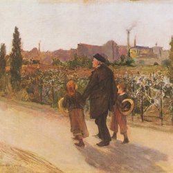 Jules-Bastien-Lepage-All-Souls-Day