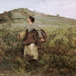 Jules-Bastien-Lepage-At-Harvest-Time
