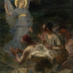 Jules-Bastien-Lepage-The-Annunciation-to-the-Shepherds
