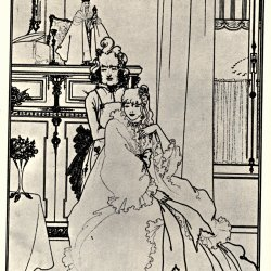 Aubrey-Beardsley-The-coiffing