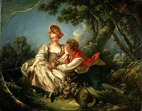 Francois Boucher Autumn