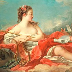 Francois-Boucher-Erato-The-Muse-Of-Love-Poetry