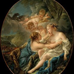 Francois-Boucher-Jupiter-in-the-Guise-of-Diana-and-Callisto