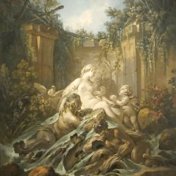 Francois-Boucher-The-Fountain-of-Venus