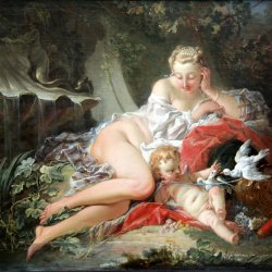 Francois-Boucher-Venus-and-Amor