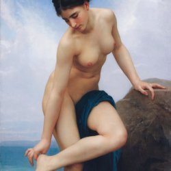 William-Adolphe-Bouguereau-After-the-Bath