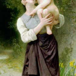 William-Adolphe-Bouguereau-Brother-And-Sister