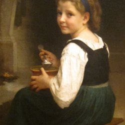 William-Adolphe-Bouguereau-Girl-Eating-Porridge