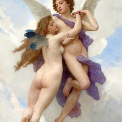 William-Adolphe-Bouguereau-L-Amour-et-Psych