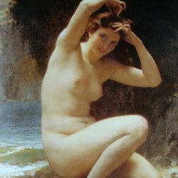 William-Adolphe-Bouguereau-La-toilette-de-Venus