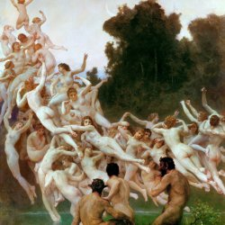 William-Adolphe-Bouguereau-Les-Oreades