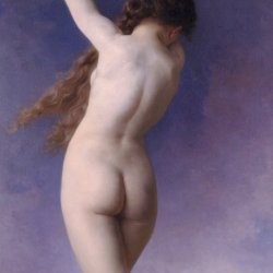 William-Adolphe-Bouguereau-Lost-Pleiad