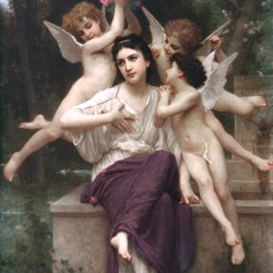 William-Adolphe-Bouguereau-Reve-de-printemps