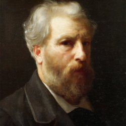 William-Adolphe-Bouguereau-Self-Portrait-Presented-To-M-Sage