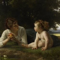 William-Adolphe-Bouguereau-Tentation