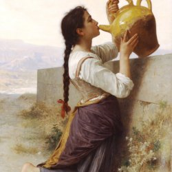 William-Adolphe-Bouguereau-Thirst