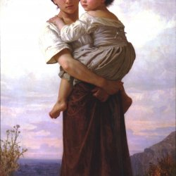 William-Adolphe-Bouguereau-Young-Gypsies
