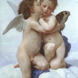 William-Adolphe-Bouguereau-first-kiss