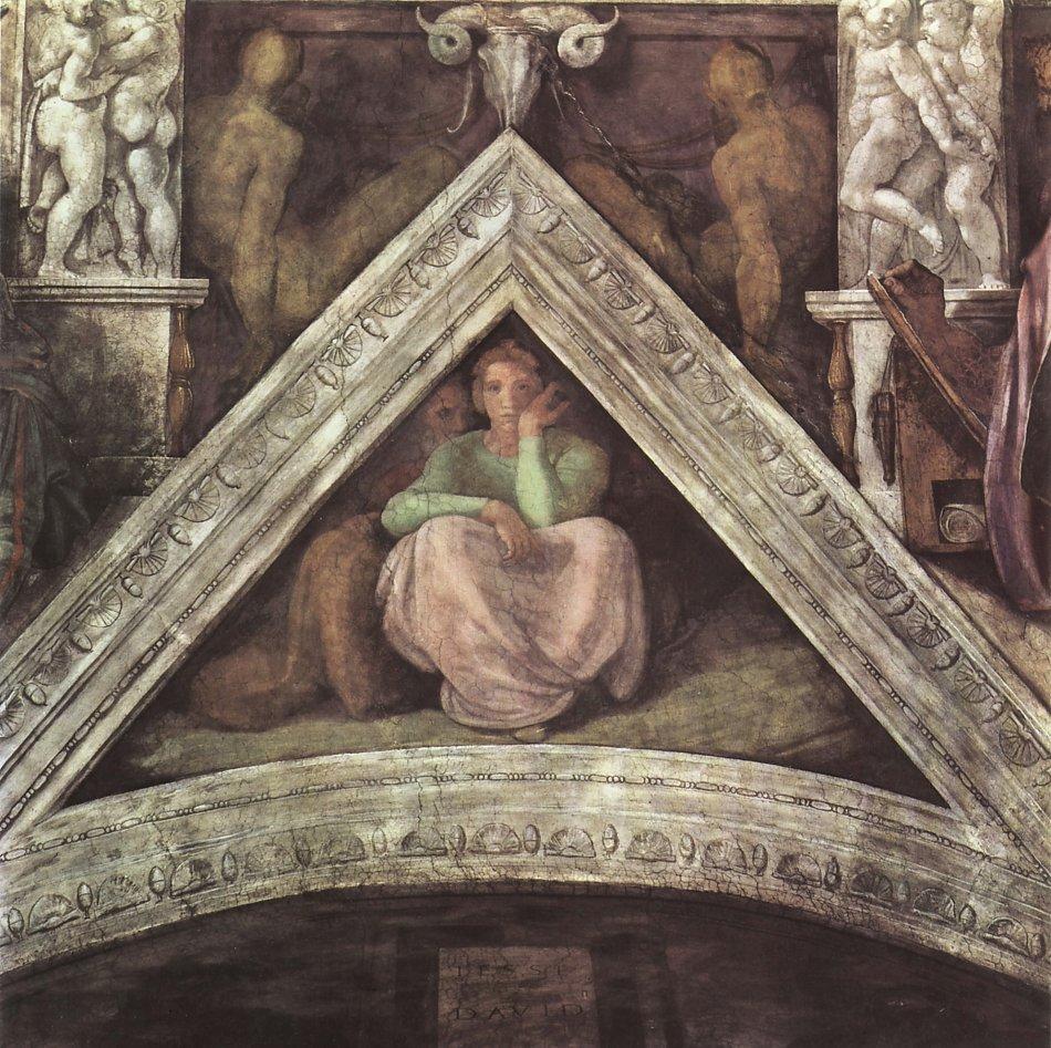 sixtinische kapelle maler