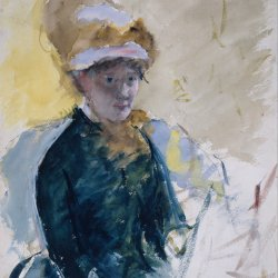 Mary-Cassatt-Self-Portrait