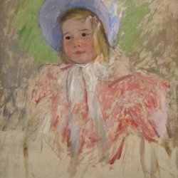 Mary-Cassatt-Simone-in-a-Blue-Bonnet