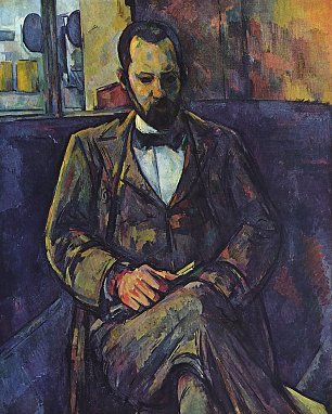 Paul Cezanne Portrait des Ambroise Vollard