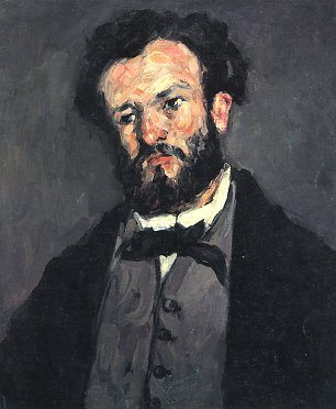 Paul Cezanne Portrait des Antony Valabregue