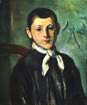 Paul Cezanne Portrait des Louis Guillaume