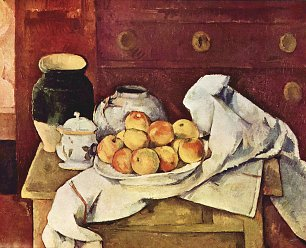 Paul Cezanne Stillleben 3