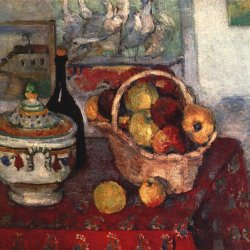 Paul-Cezanne-Stillleben-mit-Suppenterrine
