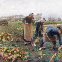 Emile-Claus-The-Beet-Harvest