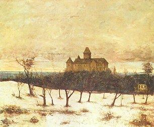 Gustave Courbet Der Neuenburger See Wandbilder