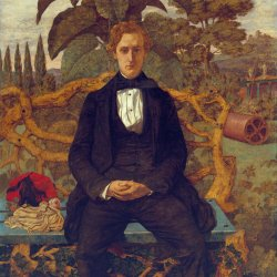 Richard-Dadd-Portrait-of-a-young-man