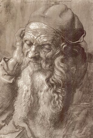 Albrecht Duerer Kopfstudie Wandbilder