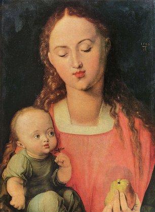 Albrecht Duerer Maria mit Kind 1 Wandbilder