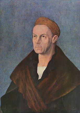 Albrecht Duerer Portraet des Jakob Fugger Wandbilder