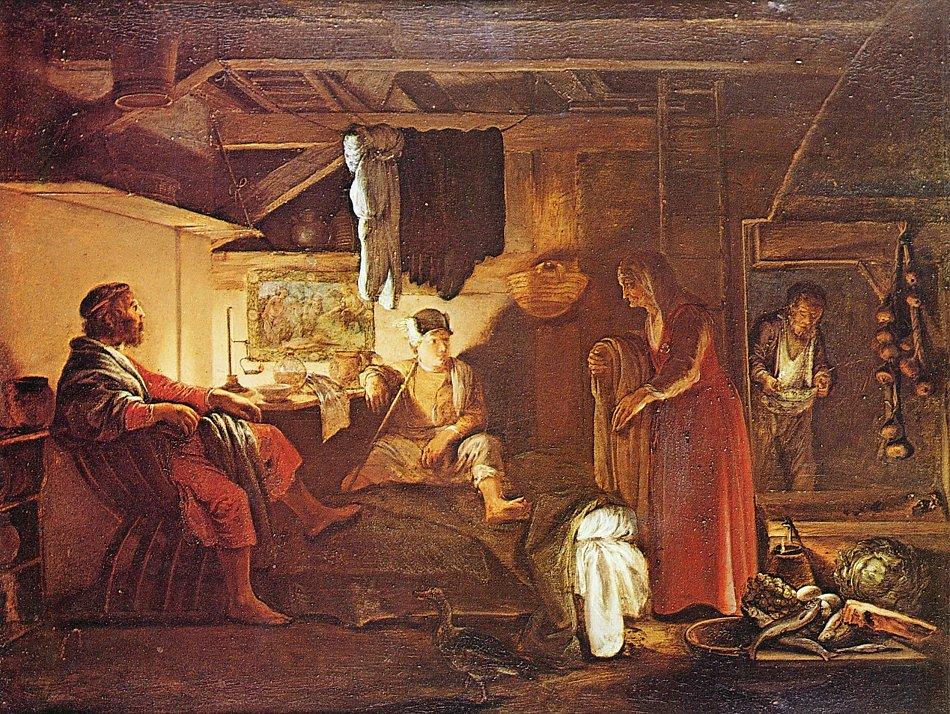 Немецкий художник Адам Эльсхаймер (1578-1610).Рим. . Обсуждение на ...