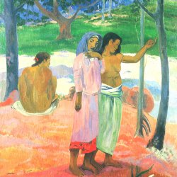Paul-Gauguin-Der-Ruf