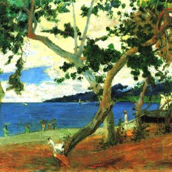 Paul-Gauguin-Meereskueste