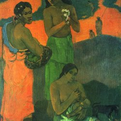 Paul-Gauguin-Mutterschaft
