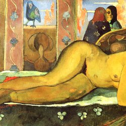 Paul-Gauguin-Nevermore