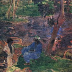 Paul-Gauguin-Teichufer