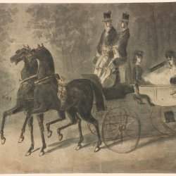 Constantin-Guys-Women-in-a-Carriage