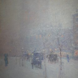 Childe-Hassam-New-York-late-afternoon-winter
