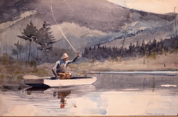 Winslow Homer Society and Solitude