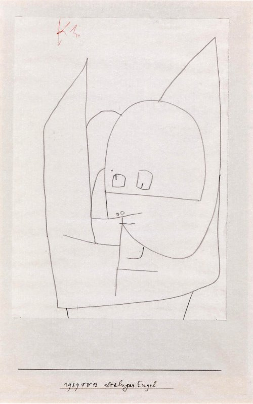 Paul Klee Engel